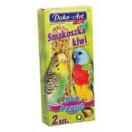 DAKO - ART Tyčinky pre andulky a malé papagáje -kiwi 2ks