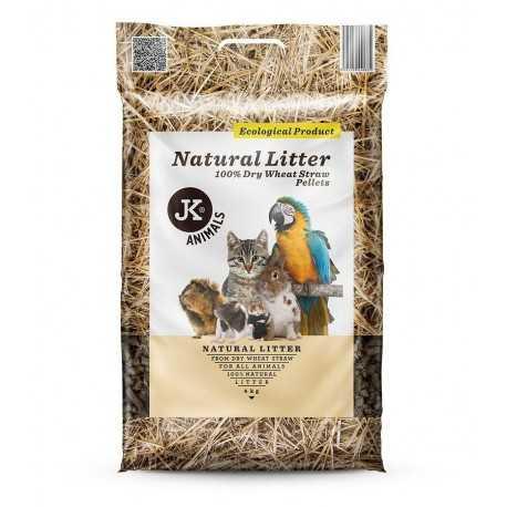 Podstielka zo suchej 100% pšeničnej slamy 4kg