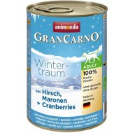ANIMONDA ADULT WINTERDREAM jeleň 400g