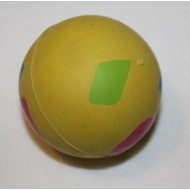Lopta z tvrdej gumy 6cm