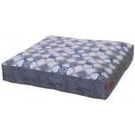 Poduška Blue 90x60x12cm